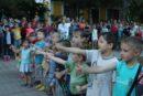 Всесвітня естафета в дитячому оздоровчому центрі «Орлятко»