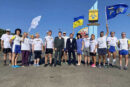 НОК України: На Донеччині дали старт «Європейському пробігу заради миру»